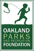Oakland Parks and Recreation logo